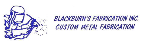 Blackburn's Fabrication, Inc. - Custom Metal Fabrication